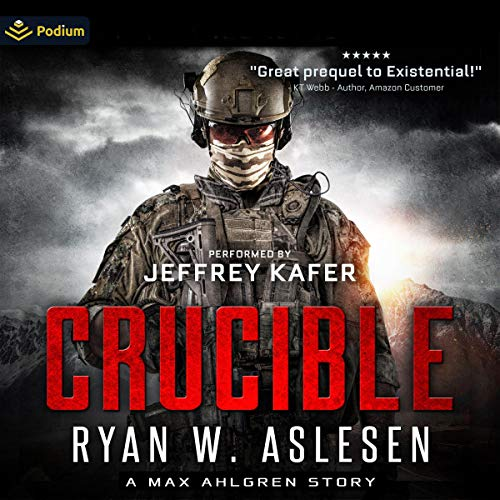 Crucible: A Max Ahlgren Story  By  cover art