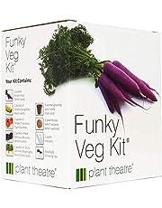 Plant Theatre Zestaw 5 wyjątkowych warzyw do samodzielnej uprawy