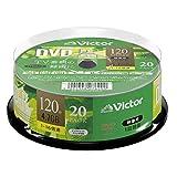 ビクター(Victor) 1回録画用 DVD-R VHR12JP20SJ1 (片面1層/1-16倍速/20枚)