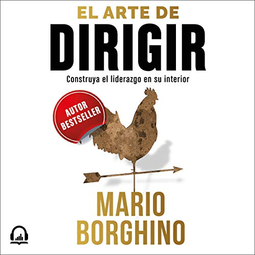 El arte de dirigir [The Art of Directing] audiobook cover art