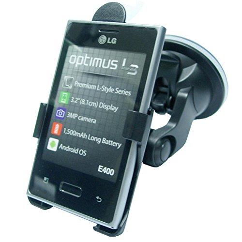 Haicom Supporto per Auto Girevole con Braccio per LG Optimus L3