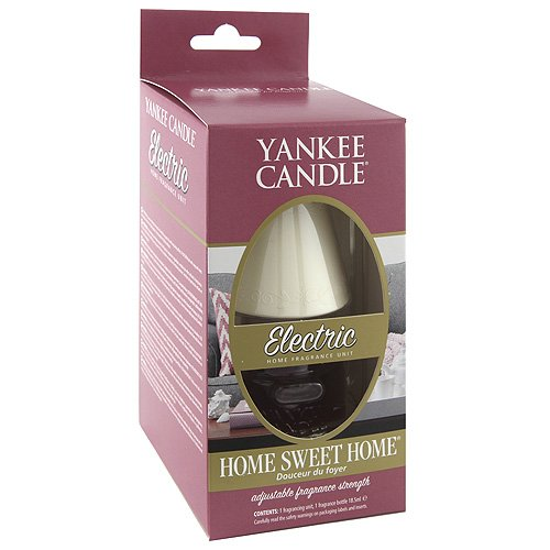 Yankee Candle Sweet Home Duftstecker, Plastik, Rot, 18, 5 Ml