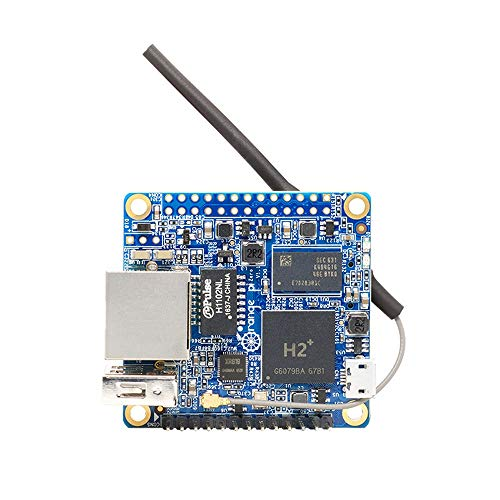 ZHQEUR 3D Printer Parts Zero H2 Quad Core Open-source 512 MB Development Board met WiFi-antenne (Color : Multi-colored, Size : 256MB)