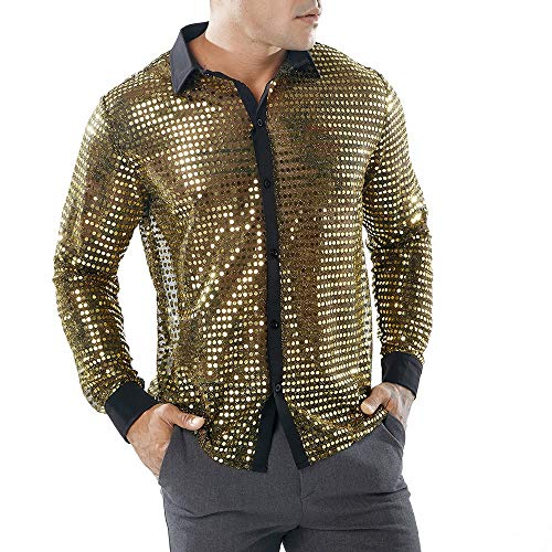 iHPH7 T Shirt Man Polo Shirt,Man City Shirt,Man Hoodie, Man Shirt,Man Hoodie Jacket,Man Long Sleeve Shirt,Man Muscle Shirt,Man Shirt,Man Tank Top,Man Undershirt (XL,1- Gold)