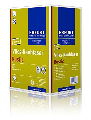 Erfurt Vlies-Rauhfaser - Rustic, 12 Rollen