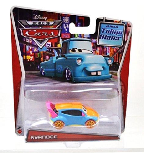 MATTEL Disney PIXAR CARS TOON Tokyo Mater KYANDEE Mattel