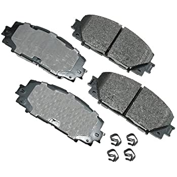 NEW Brake Pad And Disc Set Rear A Class 176 Series Genuine Parts