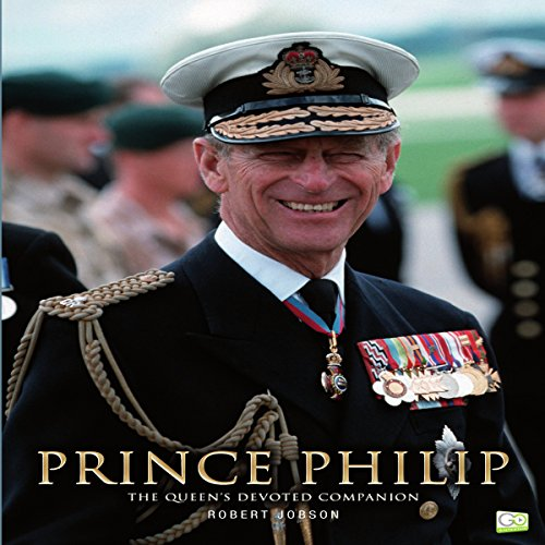 Prince Philip audiobook cover art