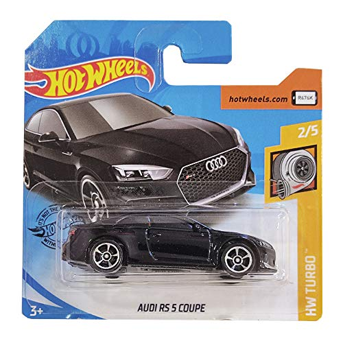 Hot Wheels Audi RS 5 Coupe HW Turbo 2/5 (118/250) 2020