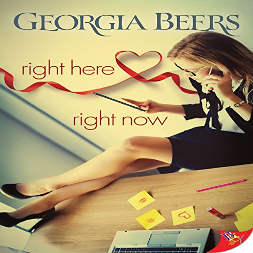 Right Here, Right Now audiobook cover art