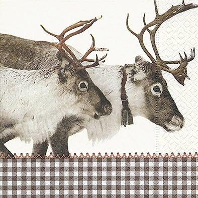 Serviette / Weihnachten