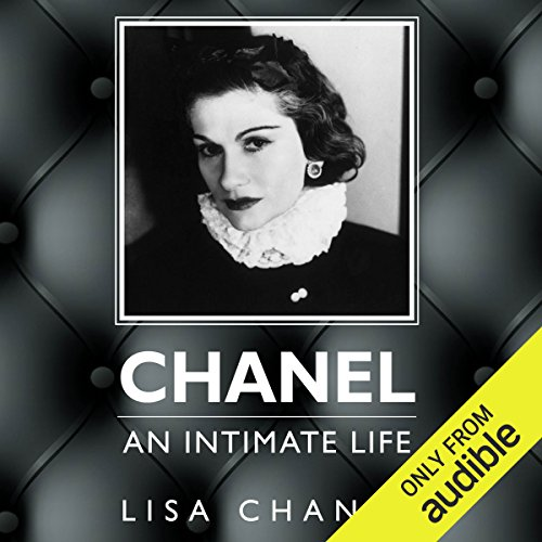 Chanel audiobook cover art