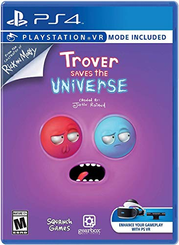 Trover Saves the Universe for PlayStation 4 [USA]
