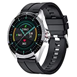 Smart Watch for Android Phones, Android Smart Watches for Men Women, Outdoor Sports Adult Smart Bracelet, Compatible with Above Android 5.0 and Above iOS 8.0