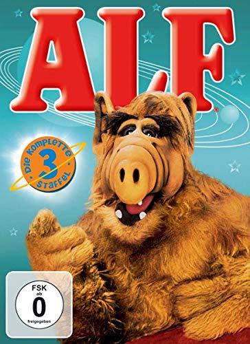 ALF - Die komplette dritte Staffel [4 DVDs]