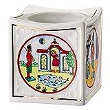 Hutschenreuther standhafte Zinnsoldat 6, 5 cm Porzellan-Licht, Bunt, 8 x 8 x 10.5 cm