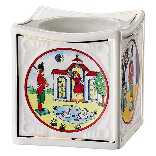 Hutschenreuther 02259 's 724236 27845 Porcelaine Pied d'éclairage Merveilleux Tin Soldier 6.5 cm Porcelaine lumière Porcelaine coloré 8.0 x 8.0 x 10.5 cm