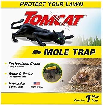 Tomcat Professional Grade Lawn Mole Trap