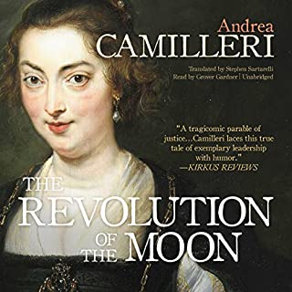 The Revolution of the Moon audiobook cover art