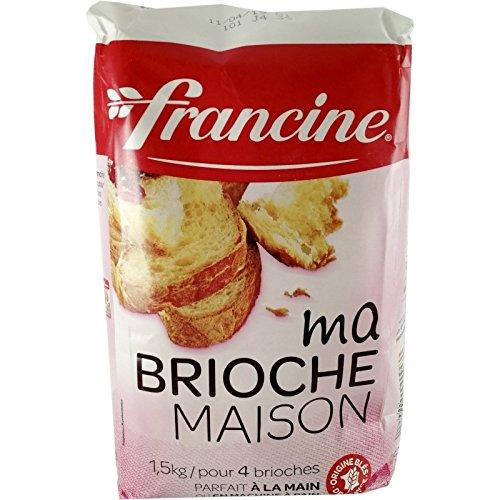 Farine brioche Francine Ou pain au lait 1.5kg
