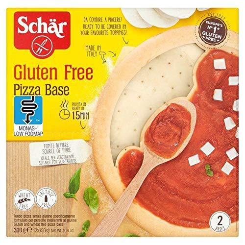 Schar Gluten Bases De Pizza Libres 300G