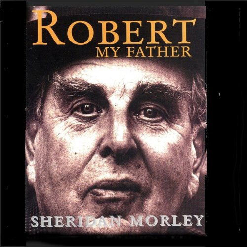 Robert My Father audiobook cover art