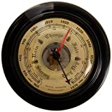 "United Scientific ANBR01 Aneroid Barometer, 7.5"" Overall Diameter"