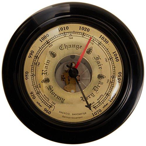 United Scientific ANBR01 Aneroid Barometer, 7.5