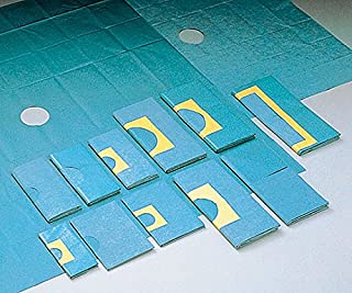 メッキンドレ-プ(撥水?丸穴開き) 900×900mm φ120mm /8-3195-05