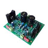 SeniorMar Placa de Fuente de alimentación del regulador 900 5-28V Puede ensamblarse en una Placa de alimentación estabilizada de Doble Voltaje Kit de Bricolaje A3-006
