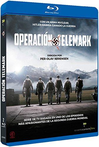 Operación Telemark [Blu-ray]