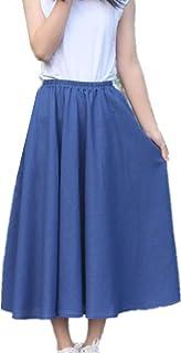 0b74799a0282b9 Amazon.fr : Hibote - Jupes / Femme : Vêtements