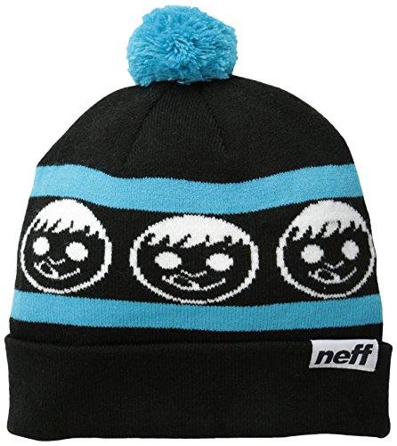 NEFF Standard Bonnet Black/Cyan