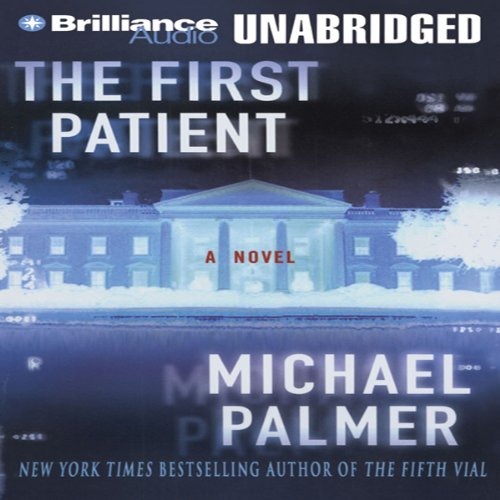 The First Patient     A Novel              By:                                                                                                                                 Michael Palmer                               Narrated by:                                                                                                                                 Phil Gigante                      Length: 11 hrs and 32 mins     20 ratings     Overall 4.5