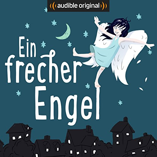 Ein frecher Engel audiobook cover art
