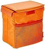 HAKUBA フォールディング インナー ソフト ボックス フタ付 C オレンジ KCS-38COR  2.3L