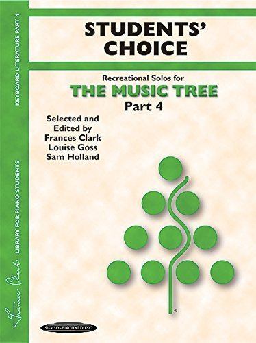 [The Music Tree Keyboard Technic: Part 4 (Music Tree (Warner Brothers))] [By: Clark, Frances] [March, 2002]