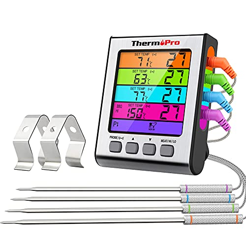 ThermoPro TP17H Digitales...