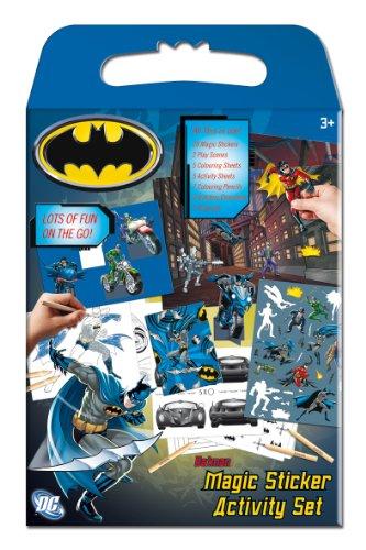 9215 Batman Magic Sticker Activity Set