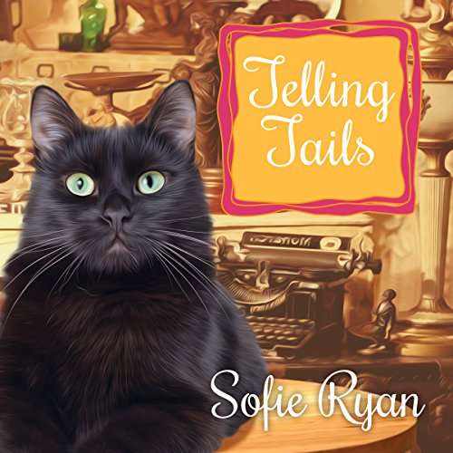Telling Tails audiobook cover art