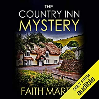 The Country Inn Mystery cover art