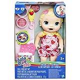 Baby Alive - Lili A Faim - Poupee cheveux blonds