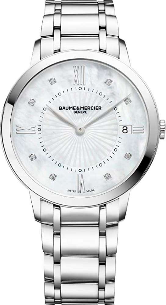 Baume & mercier classima orologio da Donna MOA10225