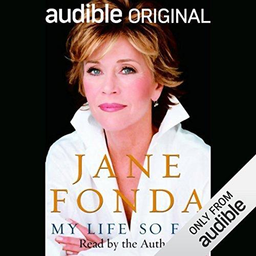 Don Katz Interviews Jane Fonda audiobook cover art