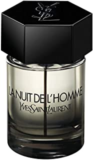 Yves Saint Laurent La Nuit De L'Homme Eau de Toilette Spray, 3.3 Fl Oz