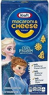 Kraft Macaroni & Cheese Disney Movie Shapes (5.5 oz Boxes, Pack of 12)