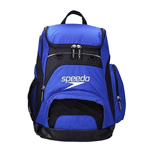 Speedo Teamster 35L Mochila, Unisex, Azul, Talla única