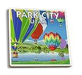Park City, Utah–mongolfiere, Ceramica,...