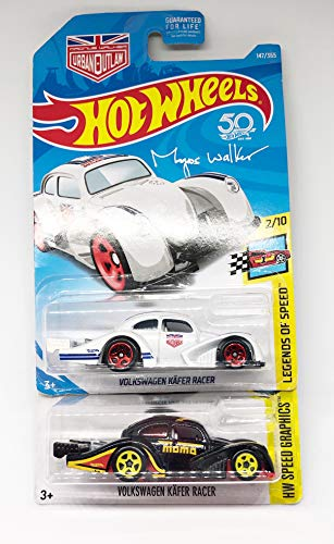 50th Anniversary Premium Collector Favorites Set 5 Modelle 1:64 Hot Wheels FLF35