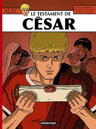 Alix: Le Testament De Cesar